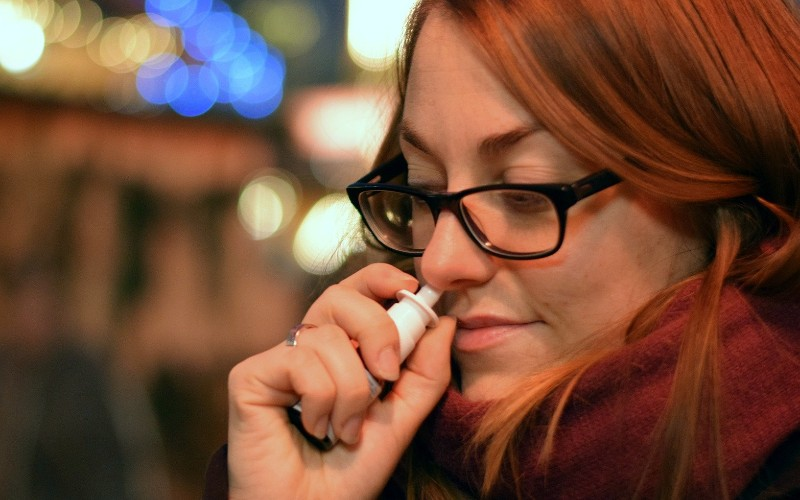 BioTech's nasal spray 'could stop COVID-19 in its tracks'